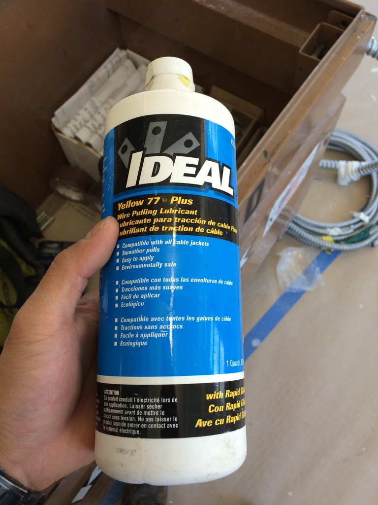 Ideal Yellow 77 Plus = **** - Electrician Talk - Professional ...