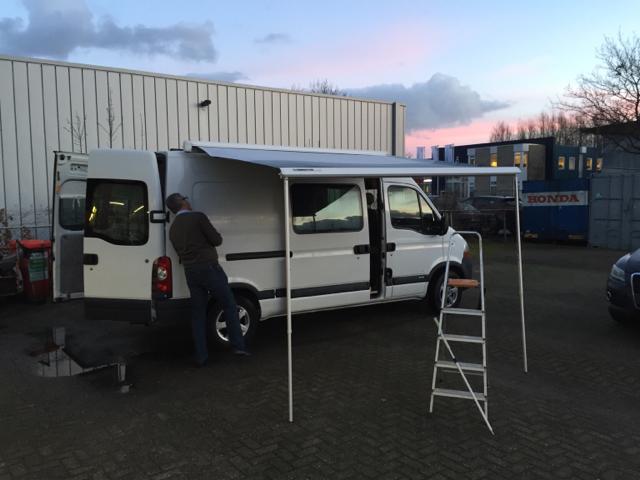 Buscamper Renault Master L2H2 - www camperforum nl