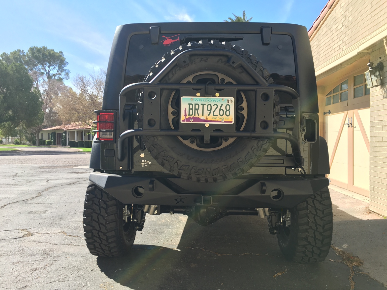 Poison Spyder Jk Body Mounted Tire Carrier Page 3 Jeep
