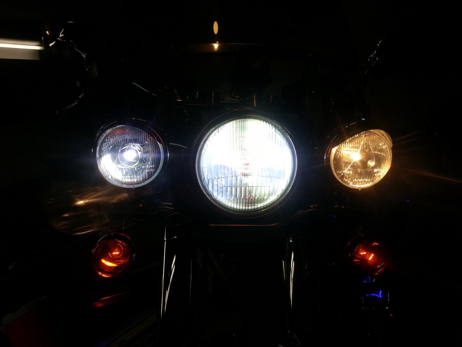 Led Headlight Honda Shadow Forums