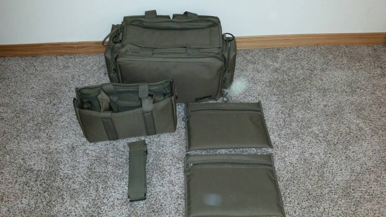 WTS Midway USA range bag | Rokslide Forum