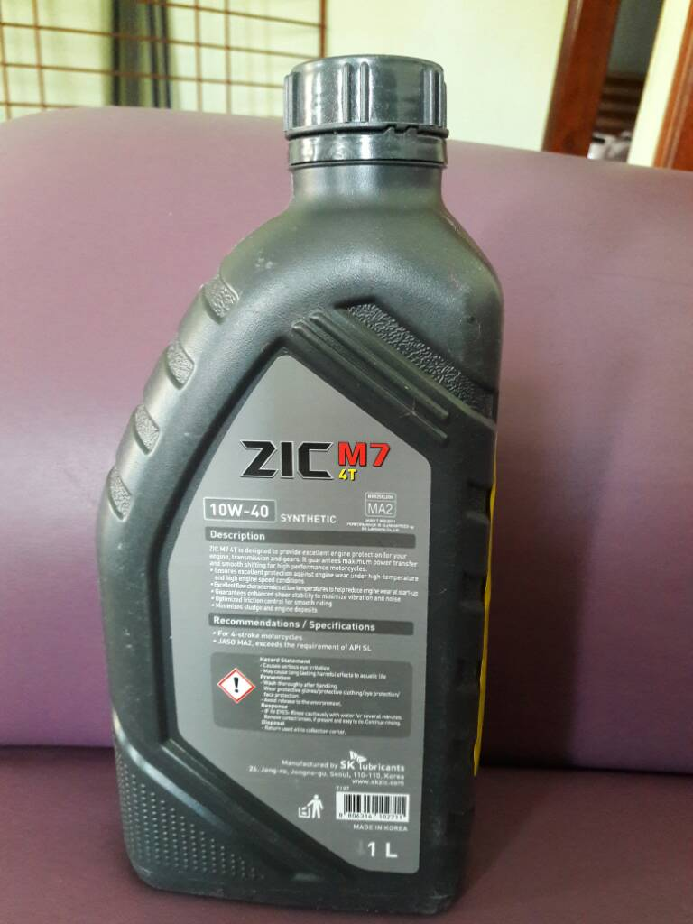Zic Offering Online Purchase Of Engine Oil At Their Official Site - e8f32325f3673334ce91c77df431afd7