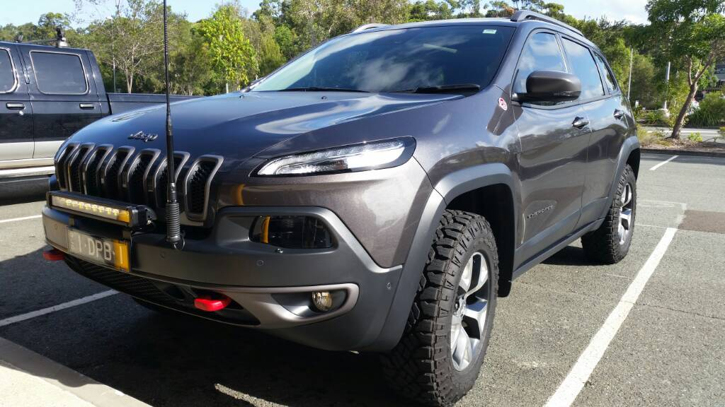 "Lifted Jeep Cherokee >> Lifted TH (Valpacer ""Aussie"" lift) - Page 30 - 2014+ Jeep Cherokee Forums"