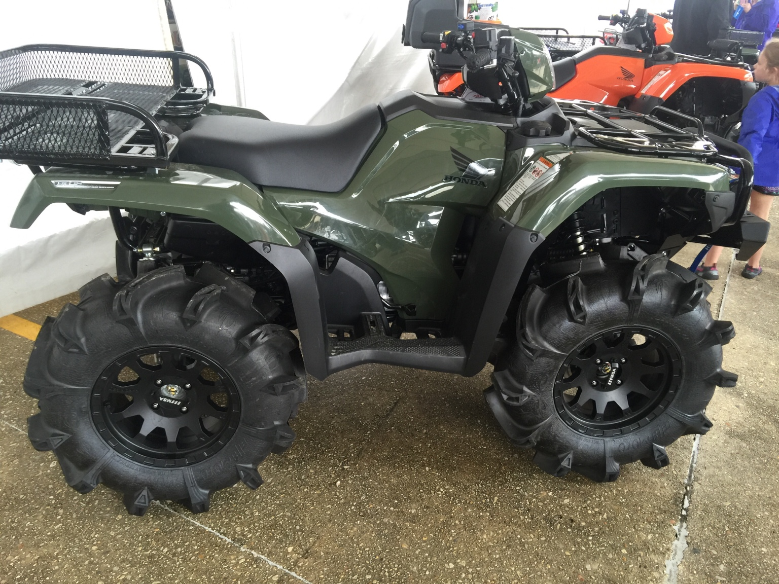 Honda Rancher For Sale >> 2016 rubi lifted on 30s!! - Honda Foreman Forums : Rubicon, Rincon, Rancher and Recon Forum