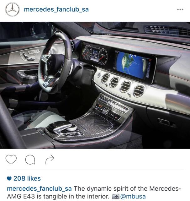 2017 Mercedes Benz Mercedes Amg Slc Suspension: 2017 Mercedes E43 AMG 4Matic