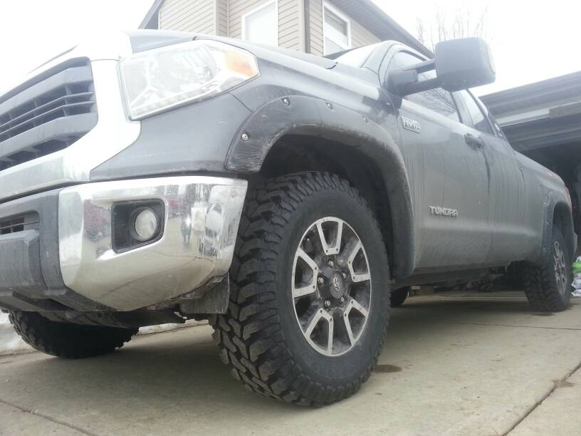 Toyota Of Rockwall >> 3rd Gen.NO LIFT w/OVER SIZE tires | Toyota Tundra Forum