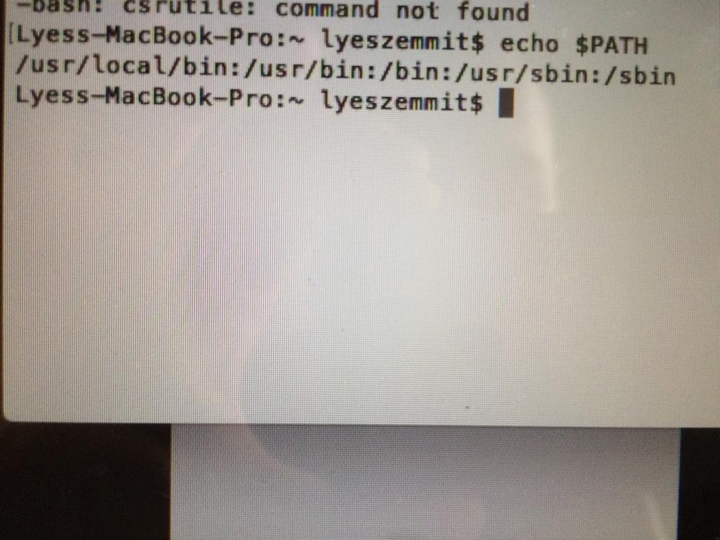 macOS (anglická výslovnost [ˌmækouˈes], česká [mekos]; dříve OS X nebo Mac OS X) je aktuální operační systém pro počítače Macintosh společnosti Apple.