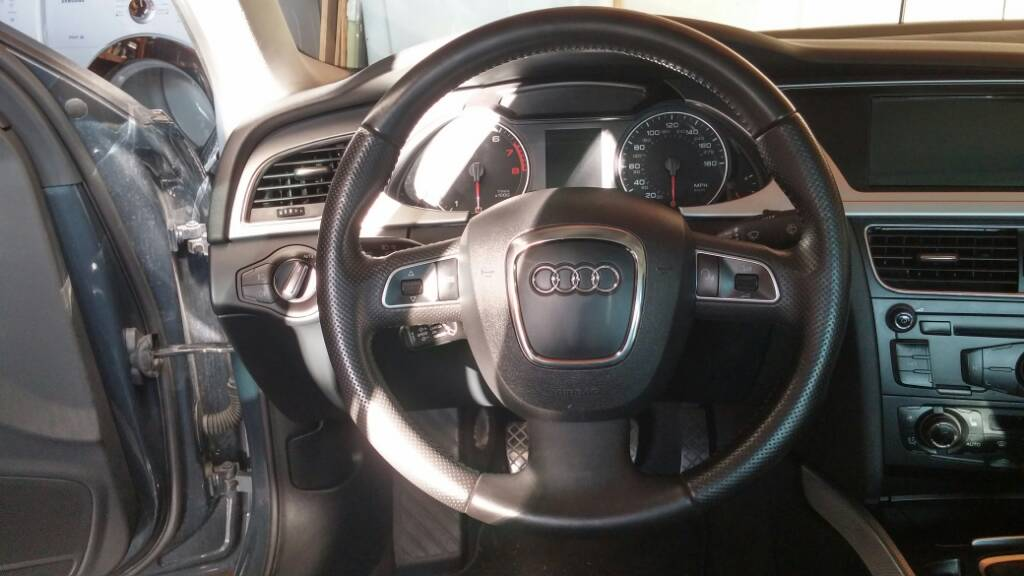2010 Audi A4 B8 2 0t Premium Plus Quattro Sedan 6 Speed