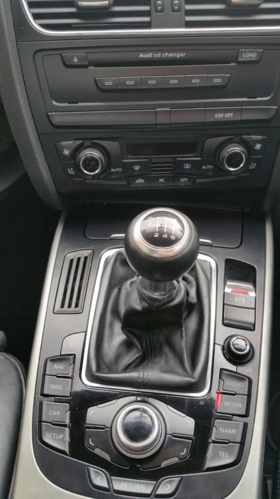 Audi Mmi Update >> Adding an ipod / usb help? - Audi A5 Forum & Audi S5 Forum
