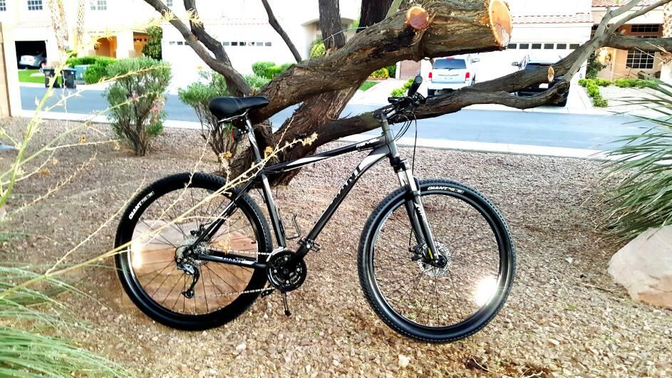 11968feaac7 First Real Bike. Giant Revel a good start?- Mtbr.com
