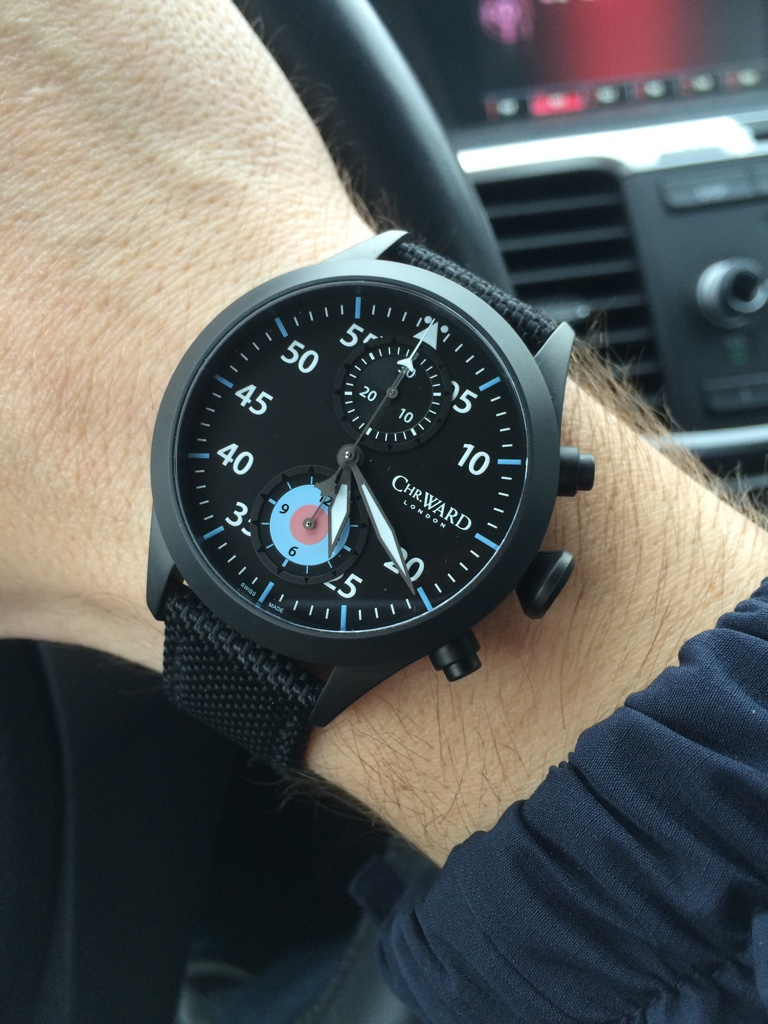 sent from my iphone pilot s chronograph picture thread page 42 2365