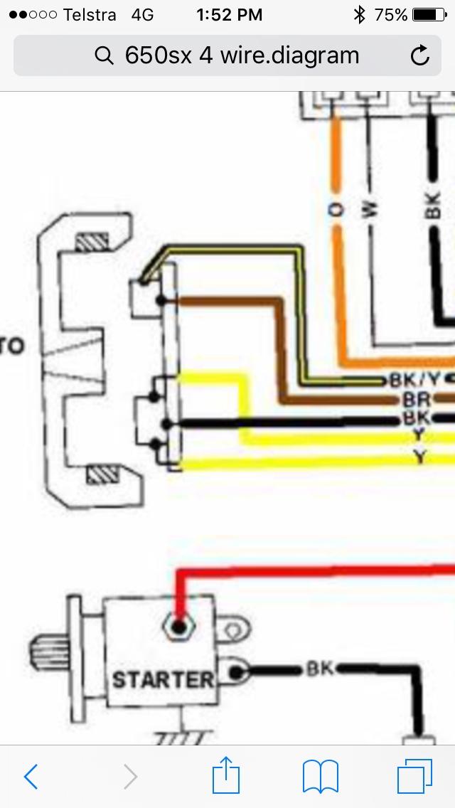 stator  4 wire vs 5 wire compatability  xh2o