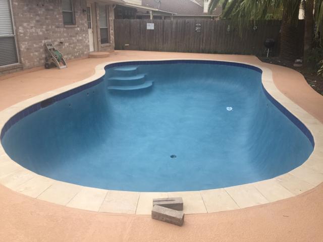 Add Spa With Pool Renovation Estimates Houston Tx