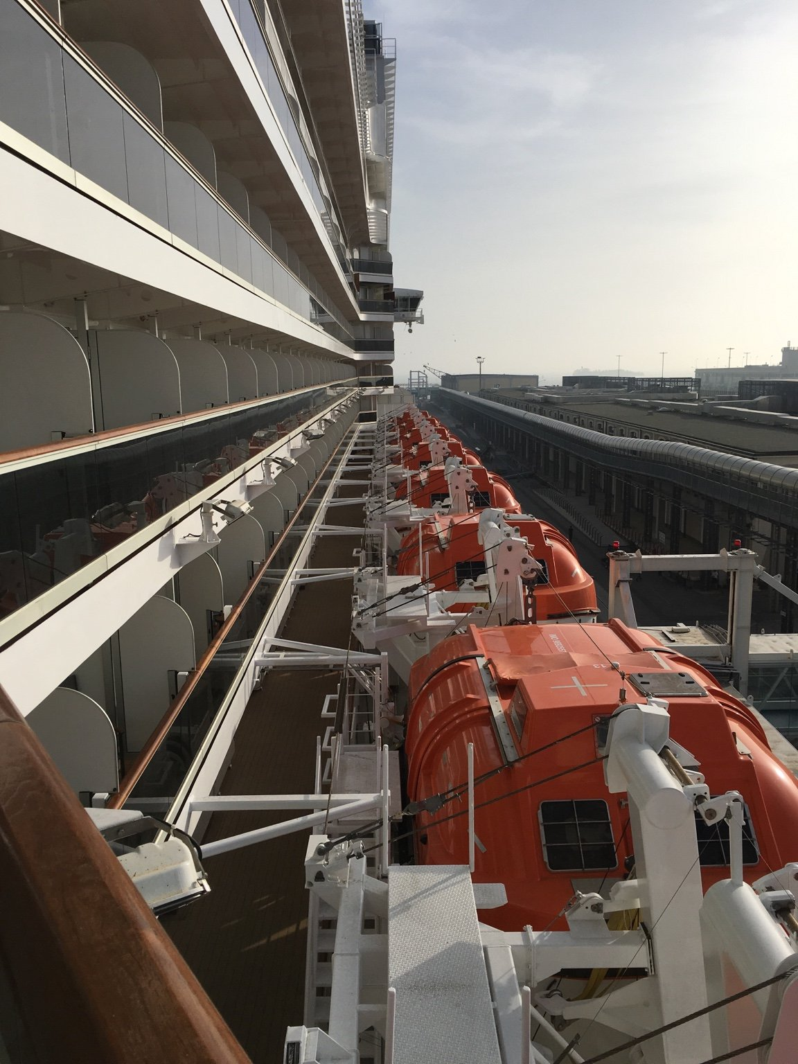 Partially obstructed balcony on the koningsdam cruise for View from balcony quotes