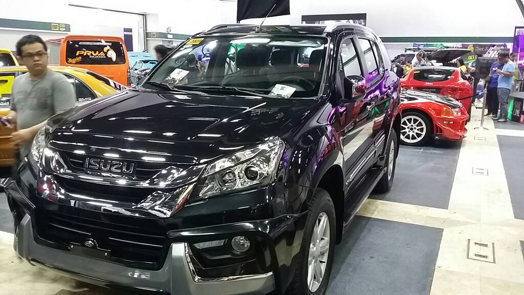 Accessories Isuzu Mux