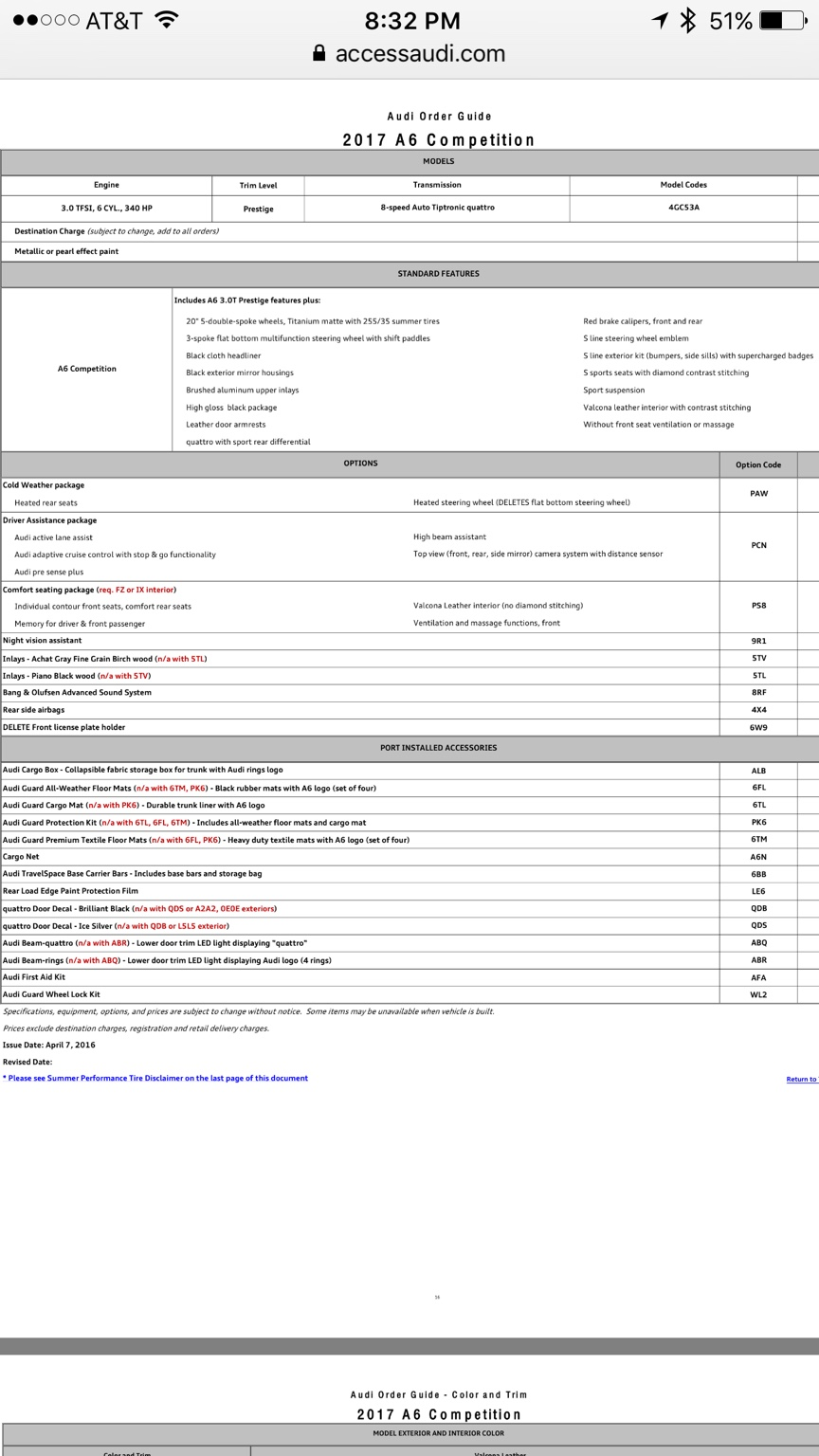 2018 Vw Gti Order Guide >> 2018 Audi Q5 Order Guide | Motavera.com
