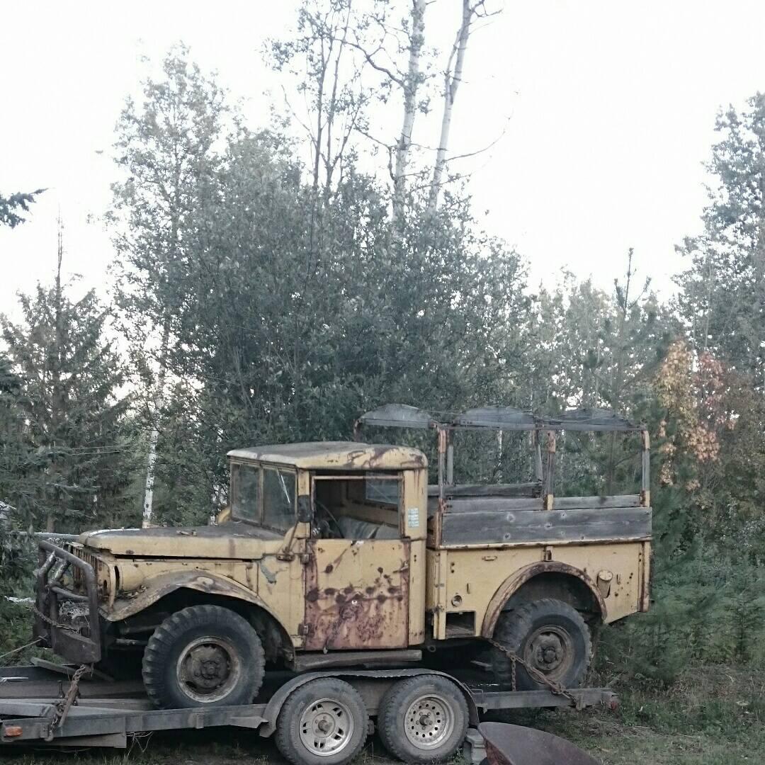 1953 M37 Resto Mod