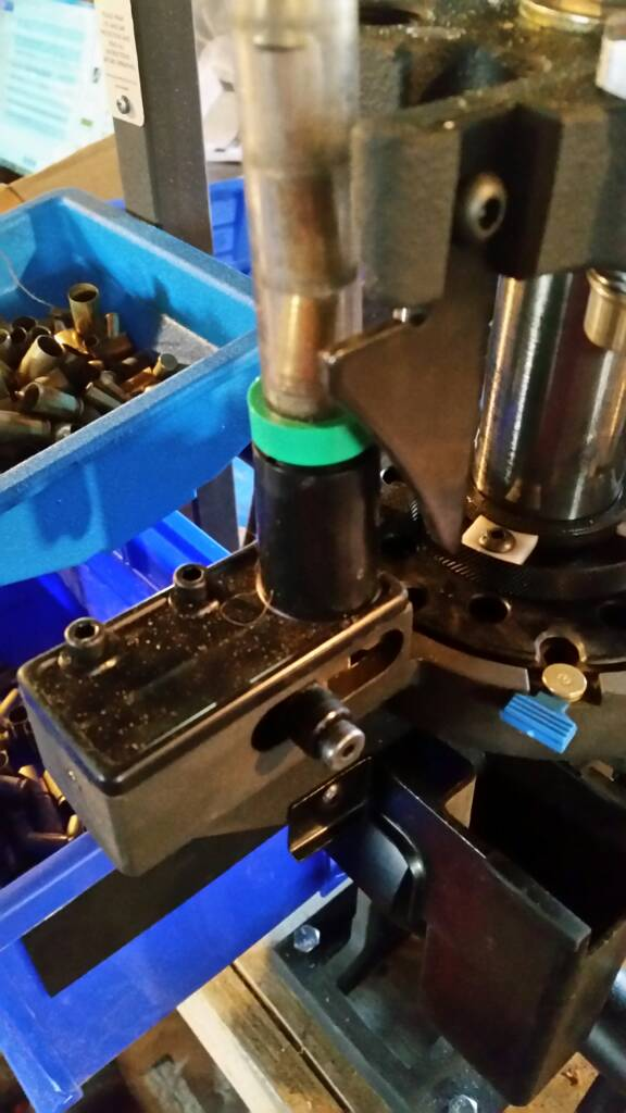 1050 case feeder issues - Dillon Precision Reloading