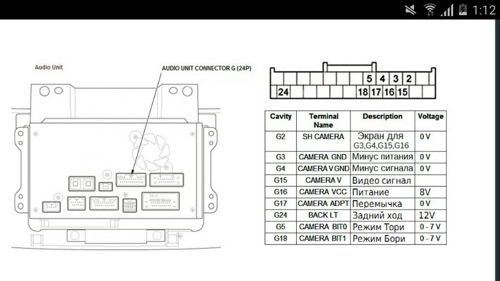 Reverse camera mod while driving forward   Drive Accord Honda ForumsDrive Accord