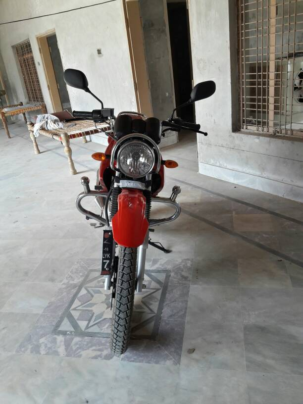 My New bike YBR 125G - 1f344f35eef006e03cbae8beafb0a347