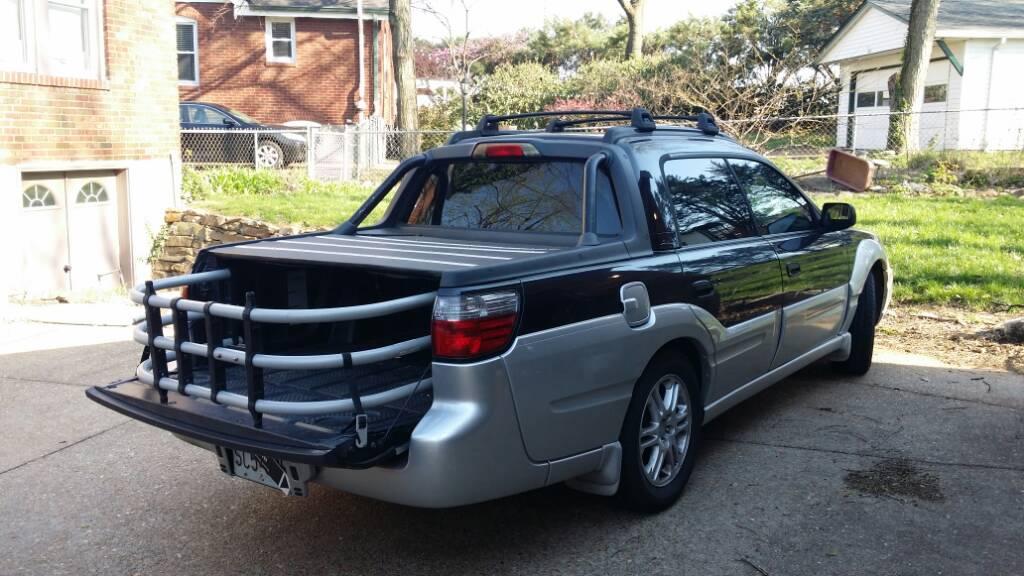 Fs For Sale Mo 03 Subaru Baja Truck St Louis Nasioc