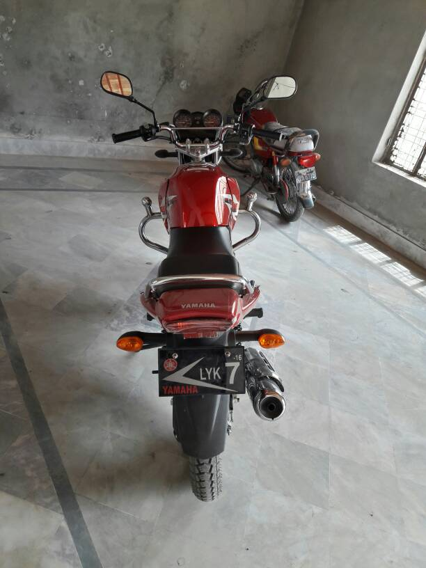 My New bike YBR 125G - 51d9dc2a93d02dac89fe4b71253287cb
