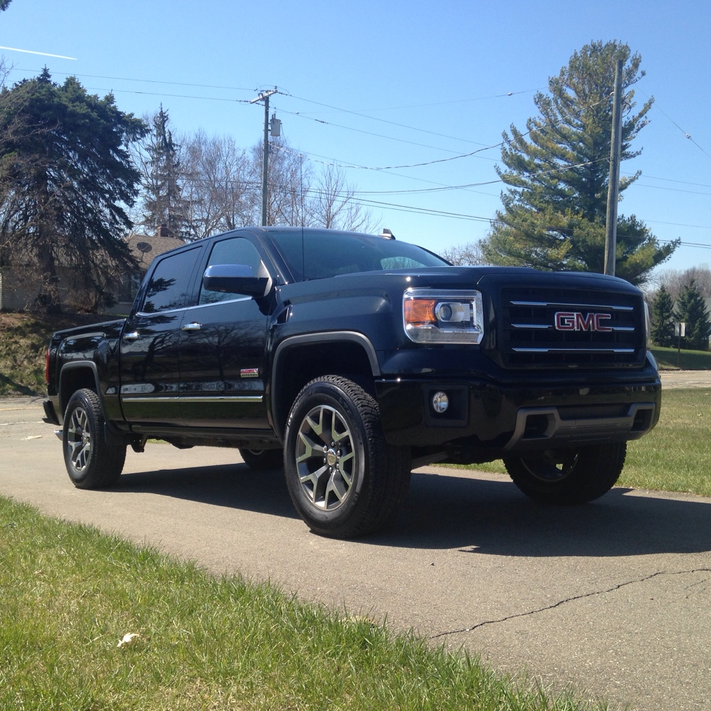 2014 Chevy Silverado Lifted >> Stock wheels on lifted trucks! - Page 8 - 2014-2018 ...