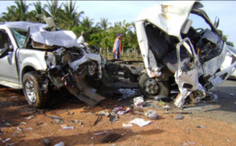 traffc accident in cambodia