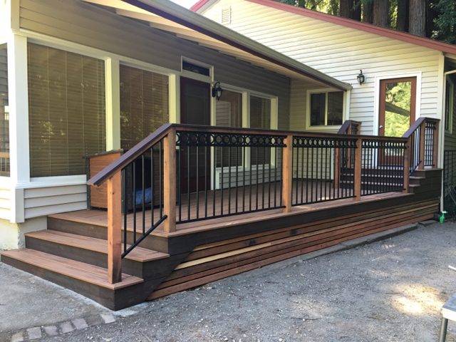 Deck Railing Options Decks Amp Fencing Contractor Talk