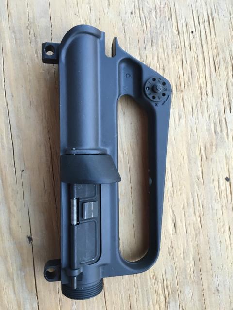 Colt 9mm stripped upper