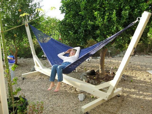 Homemade hammock stand weight capacity