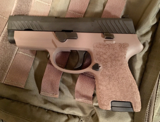 Sig P320 Grip Modifications - Page 3
