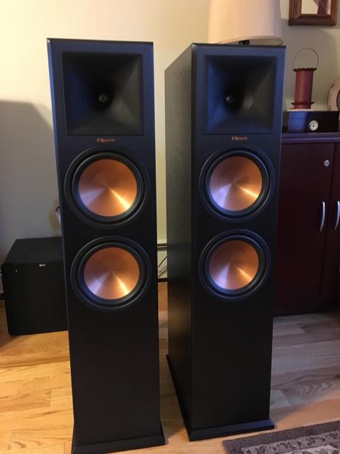 RP-280F - CT - Garage Sale - The Klipsch Audio Community