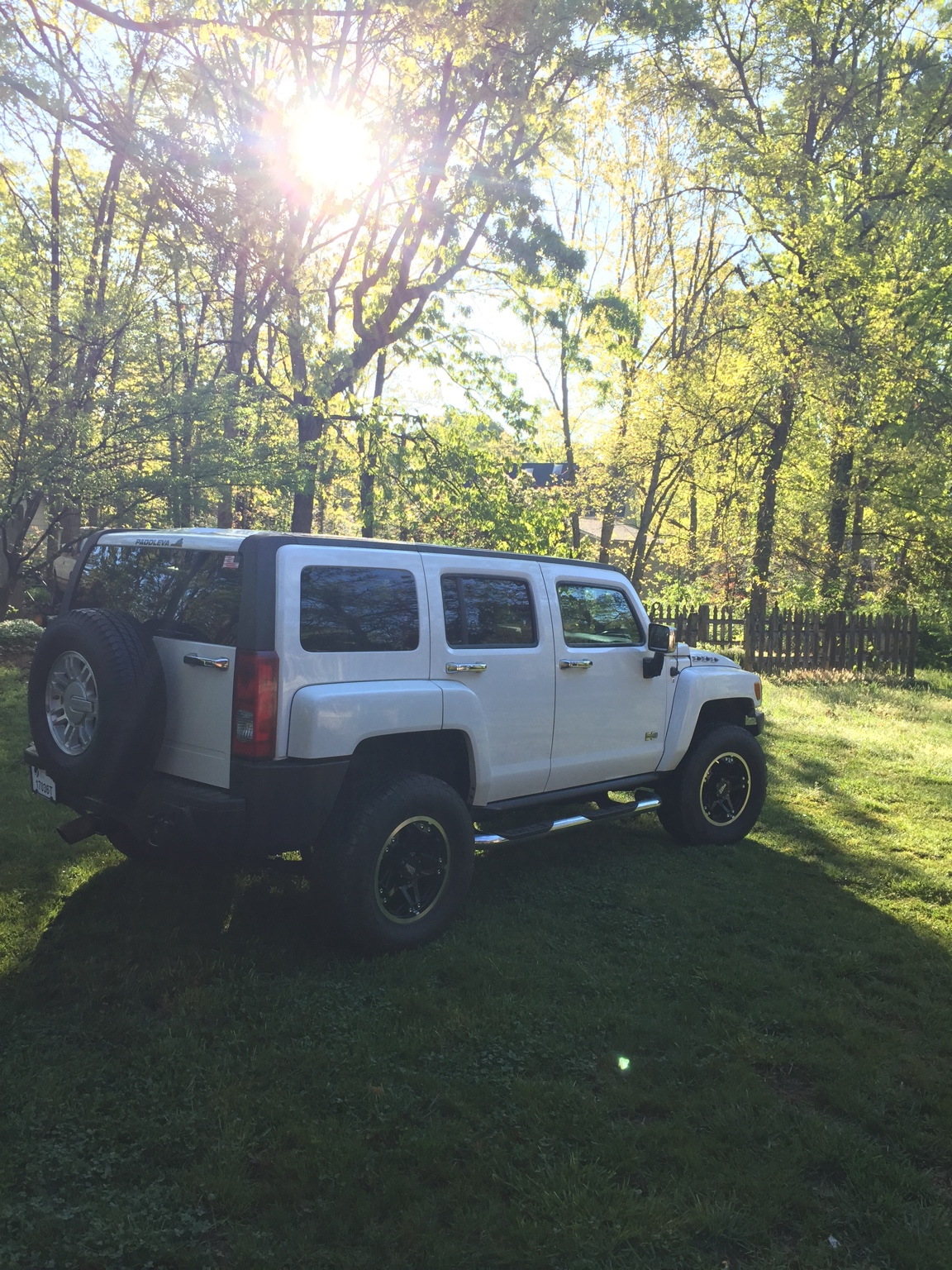 Colorado chevy colorado 33s : Post Pics of your H3 with 33's!! - Page 2