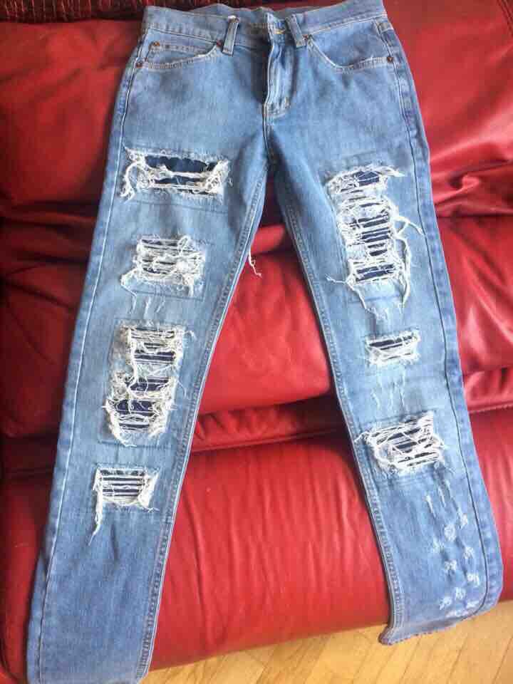 бренды джинсов мужских