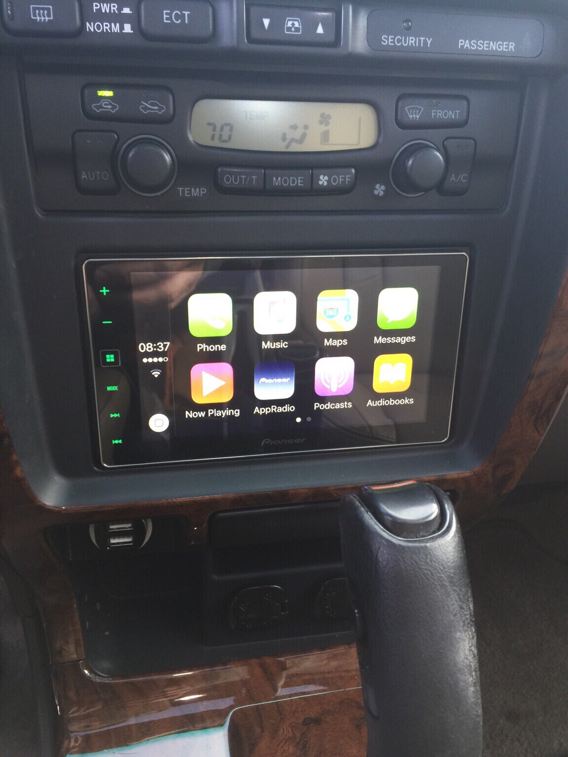 Apple Carplay Upgraded Head Unit Toyota 4runner Forum Largest Amp Bypass Harness Bought The W O I Removed It And Was Pretty Much Plug N Play Running All Different Wire Mic Gps Etc Took Longest