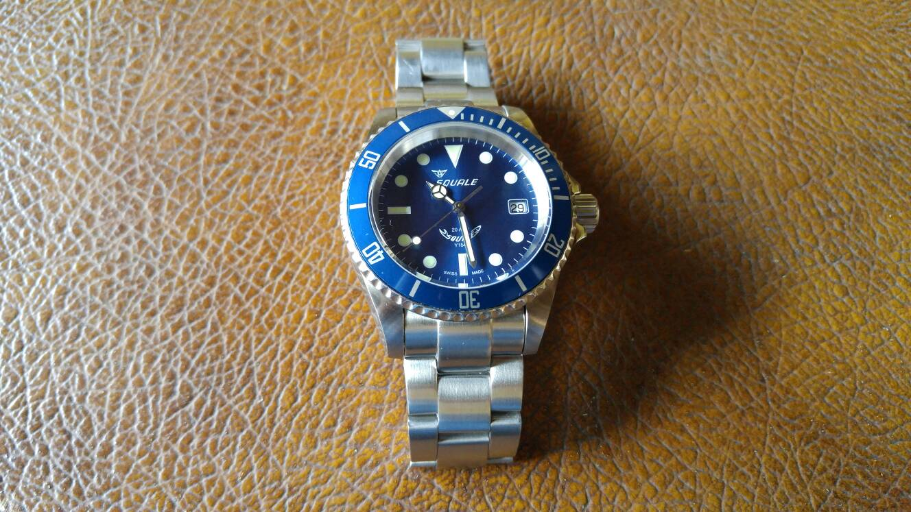 squale 1545br review with pics rolex forums rolex watch forum