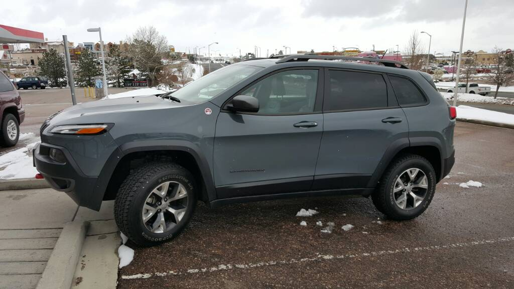"""Lifted TH (Valpacer """"Aussie"""" lift) - Page 88 - 2014+ Jeep ..."""