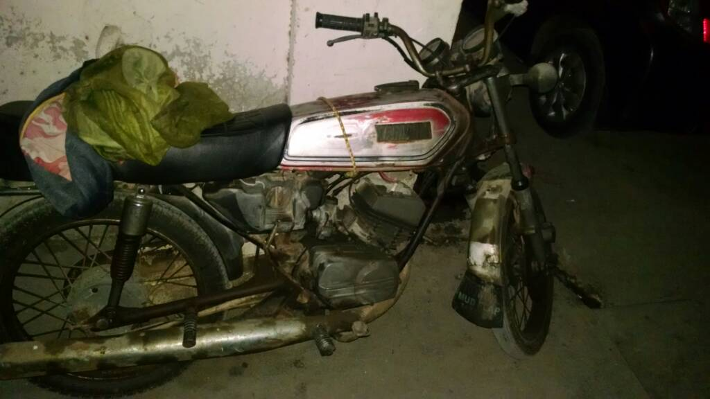 Restoration of Yamaha RX125 - 14320f75e47f726f37e26ddc7a517527
