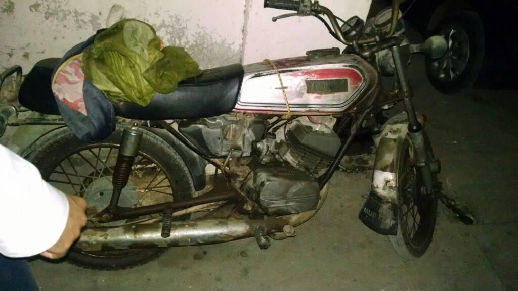 Restoration of Yamaha RX125 - afe279133d19e7a41c5431f1b0438675