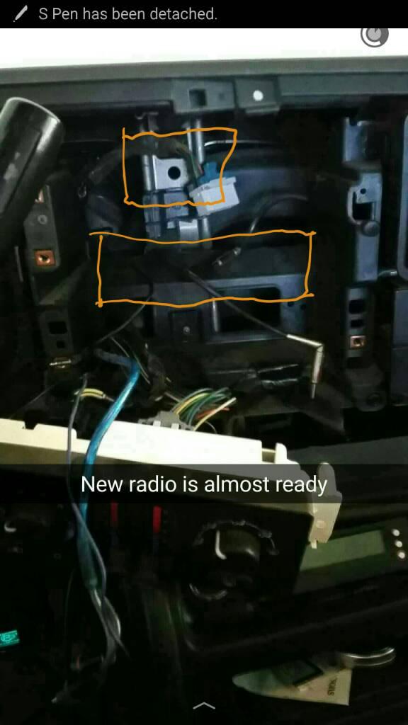 pioneer avh 4200nex in 2005 gmc sierra 1500 audio electronics