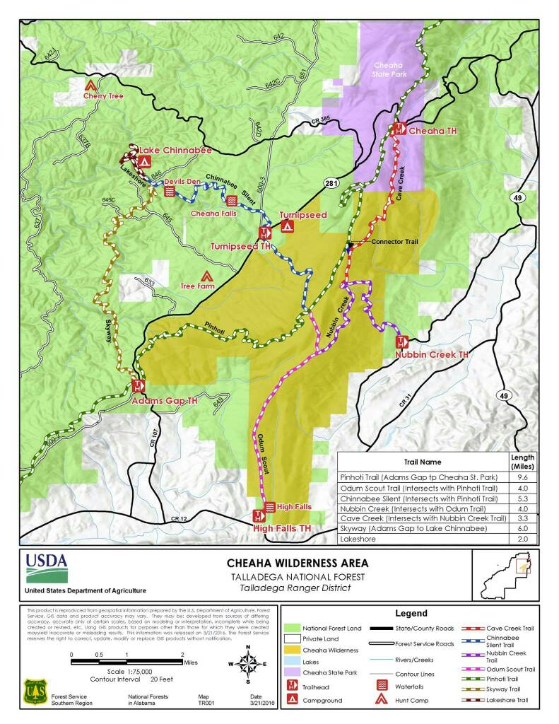 new your state park map html with 100318 South Cheaha Wilderness Loop 12 18 13 on Attraction review G31303 D108903 Reviews Patagonia lake state park Patagonia arizona additionally Devils den further Park map03 in addition SeeWhoopers together with Map Of Ontario.