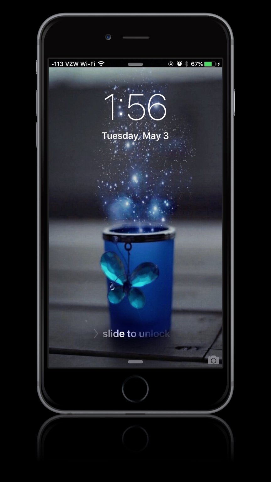 how to use iphone 6 show the lockscreen of your iphone 6 6s plus here 17308