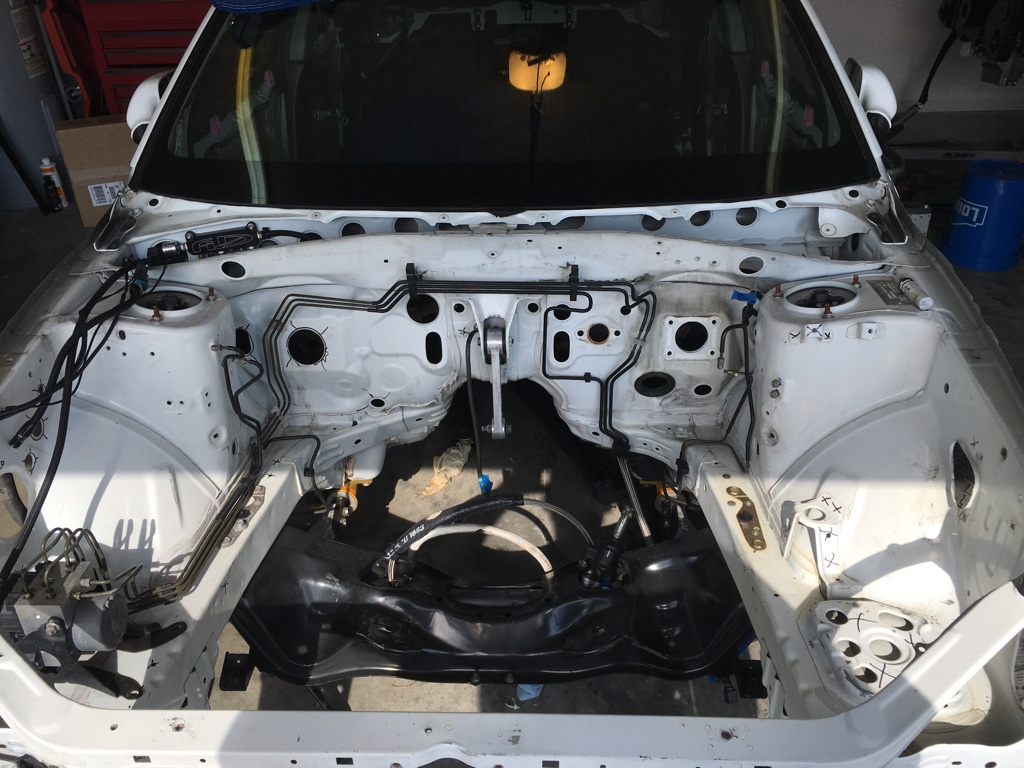 Shaved, wire tucked, and custom engine bays? - Page 120 - NASIOC