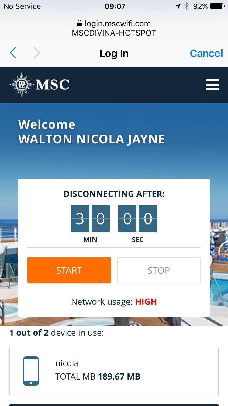 Onboard Internet | Fastest WiFi | Royal Caribbean Cruises