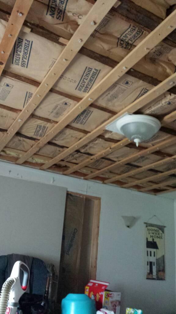 Furring Strips Ok Drywall Plaster