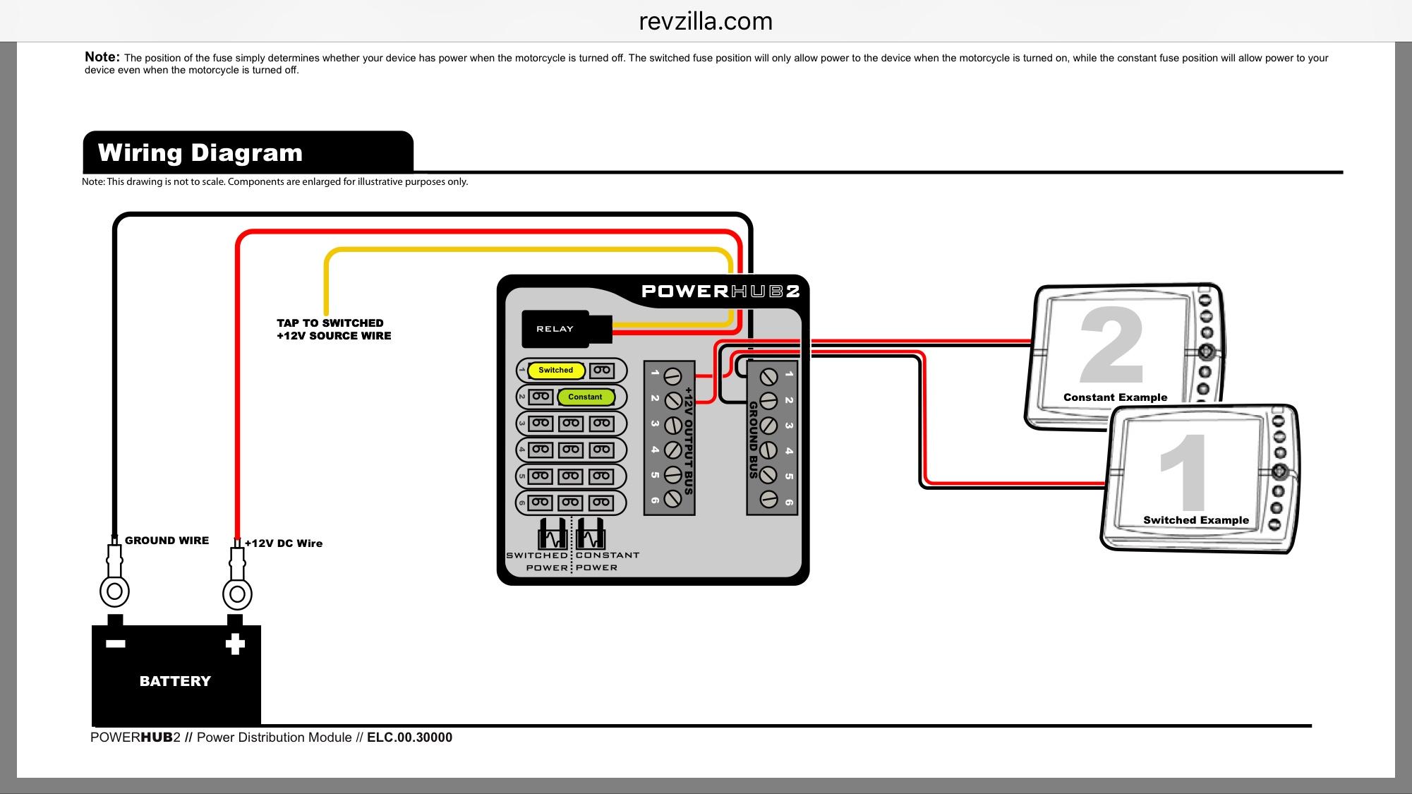 Denali Power Hub 2 Install