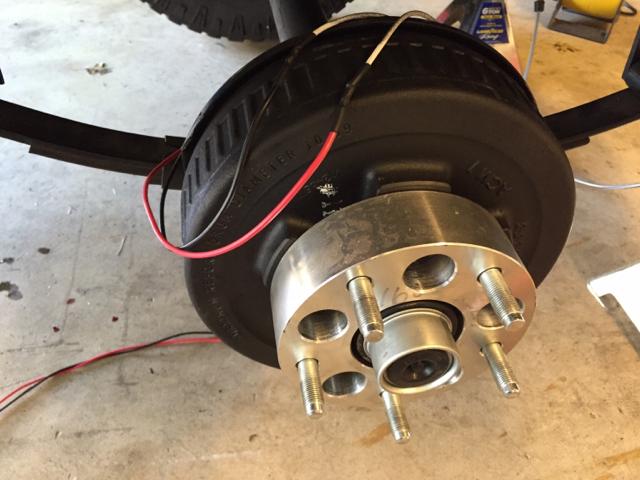 AEV Savegre Wheels and Dexter Hubs | Expedition Portal