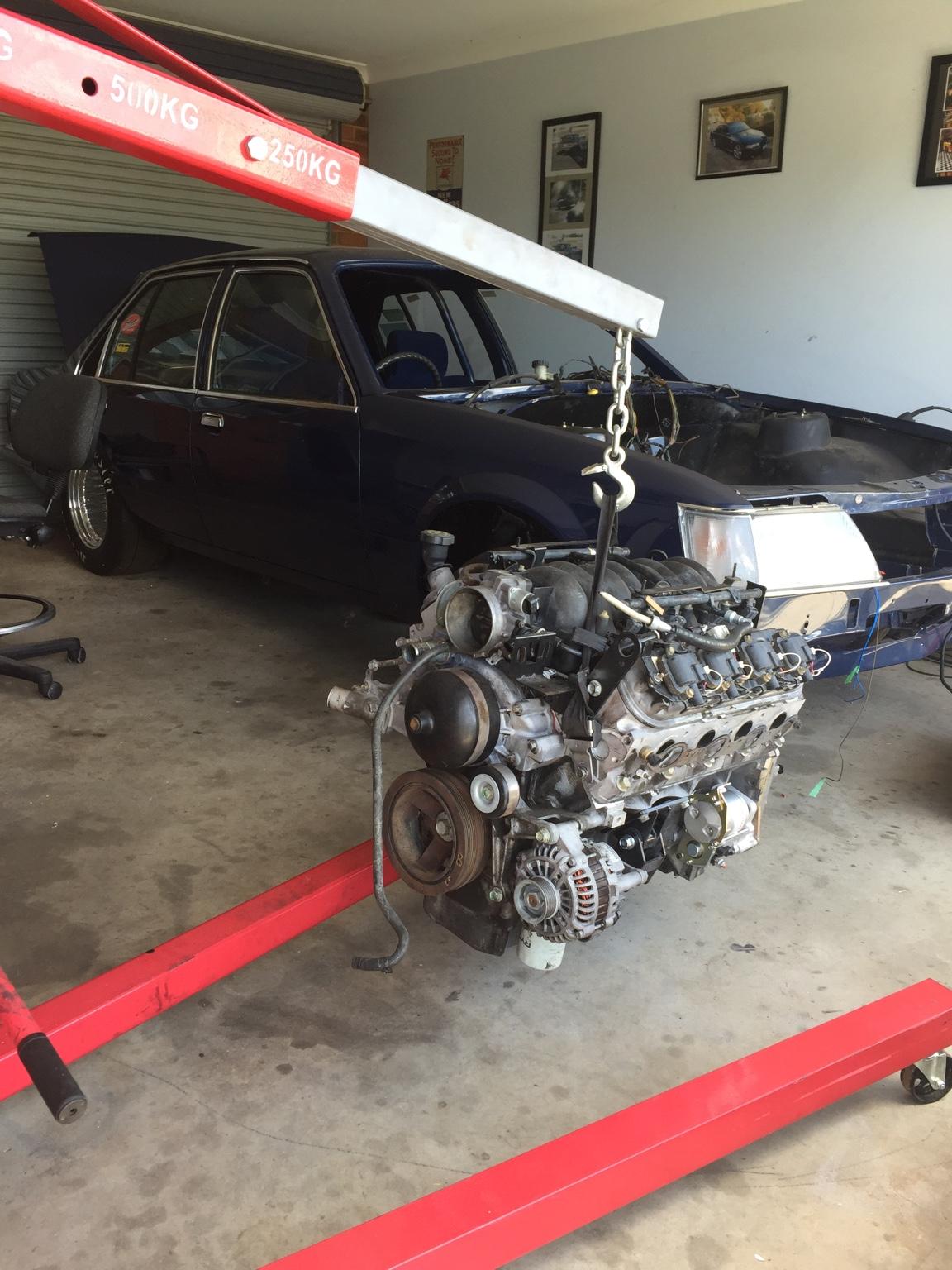 Aussie V8   Holden - Ford   Australian V8 Engine Community