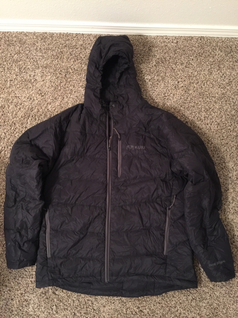 f24fa49bdbb5b Great jacket, but my polar tech pullover gets the nod all the time so this  has to go. $200 shipped in the USA